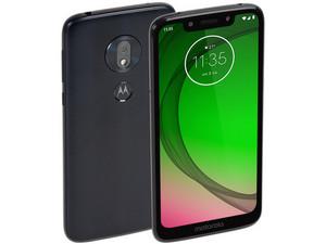 "Smartphone Motorola G7 Play: Procesador Octa-Core (1.80GHz), Memoria RAM de 2GB, Almacenamiento de 32GB, Pantalla LED Multi Touch de 5.7\"", Red Bluetooth, Wi-Fi, 4G, Dual Sim, Android 9.0, Color Azul."