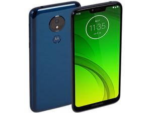 """Smartphone Motorola Moto G7 Power: Procesador Snapdragon 632 Octa Core (1.8 GHz), Memoria RAM de 2GB, Almacenamiento de 32GB, Pantalla 6.2\"""" HD+, Bluetooth, Wi-Fi, Android 9.0 Pie."""