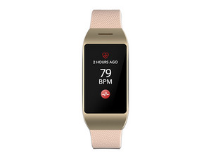 "SmartWatch MyKronoz ZeNeo, pantalla de 1.14"" IPS, Bluetooth4.0, compatible con iOS y Android. Color Dorado."