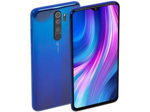 "Smartphone Xiaomi Redmi Note 8 Pro: Procesador MediaTek Helio G90T Octa Core (hasta 2.05GHz), Memoria RAM de 6GB, Almacenamiento de 64GB, Pantalla LED Multi Touch de 6.53\"" FHD+, Bluetooth, Wi-Fi, 4G, Dual SIM, Android 9. Color Azul."