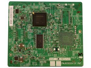 Tarjeta DSP Panasonic KX-NS5110X, Proporciona Hasta 63 Recursos, Aumenta la DISA Hasta 30 Canales, para Conmutador NS500.