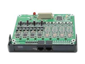 Tarjeta de expansión Panasonic KX-NS5171X con 8 extensiones Digitales.