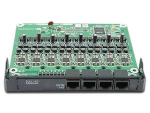 Tarjeta de expansión Panasonic KX-NS5172X con 16 extensiones Digitales.