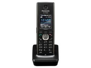 "Teléfono DECT Panasonic KX-TPA60B, pantalla LCD 1.8\"", teclas de función, Agenda de hasta 500 teléfonos, Color Negro."