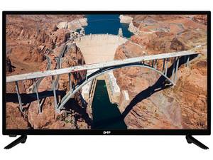 """Televisión GHIA LED Smart TV de 32\"""", Resolución 1366 x 768."""