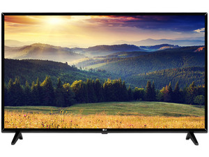 Televisión LG LED Smart TV de 43