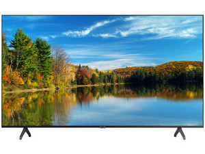 """Televisión Samsung LED Smart TV Serie 7 de 43\"""", Resolución 3840 x 2160 (Ultra HD 4K)."""