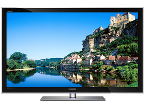 Televisión LED Ultra Delgada Samsung 1080p FULL HD 240Hz de 55