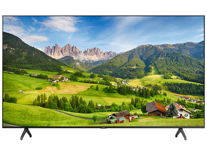 """Televisión Samsung LED Smart TV Serie 7 de 75\"""", Resolución 3840 x 2160 (Ultra HD 4K)."""
