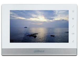 """Monitor Videoportero Dahua VTH1550CH de 7\"""", soporta hasta 8 cámaras IP, 16GB."""