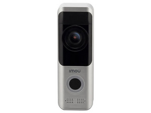 Vídeo Timbre Imou DB10 de 2MP, lente fijo 1.9mm, audio bidireccional, IP65, Batería Recargable, Wi-Fi.