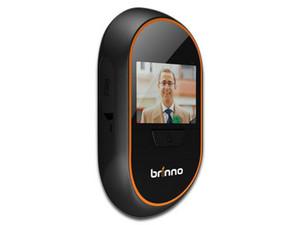 Mirilla digital para puerta Brinno, grabación automática. Color Negro.