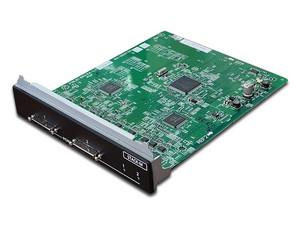 Tarjeta de Stacking Master Panasonic KX-NS0130X para Conmutador KX-NS1000BX