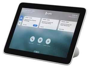 "Interfaz Táctil Polycom TC8 2200-30760-001 de 8\"", PoE, para Poly G7500, Poly Studio X30 y Studio X50."