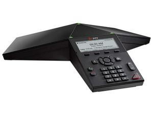 Teléfono Polycom Trio 8300 IP, para Conferencias, 3 líneas, Wi-Fi, Bluetooth 5.0, Ethernet.