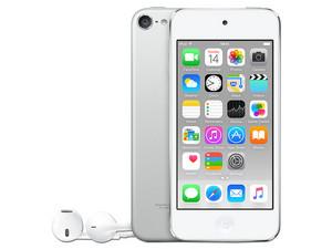 iPod touch de 128 GB, Plateado.