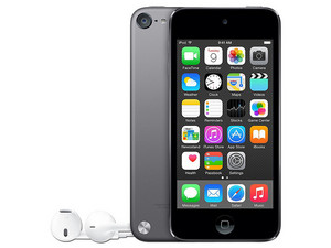 iPod touch 128 GB Gris espacial