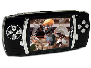 MP4 ShikaXmedia Black Pantalla 3