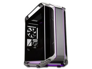 Gabinete Full Tower Cooler Master COSMOS C700M, E-ATX, (sin fuente de poder), Iluminación LED RGB.