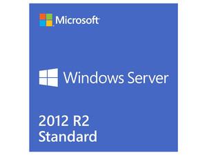 Windows Server Standard 2012 R2 en Español 64 Bits, Licencia OEM. Exclusivo a la venta en equipos nuevos.