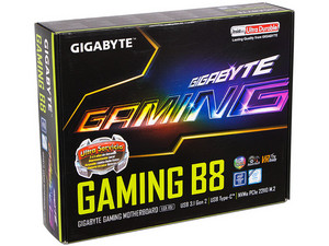 T. Madre Gigabyte GA-GAMING B8, ChipSet Intel B250,