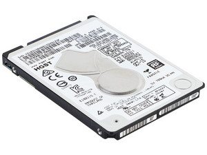 Disco Duro para Laptop HGST de 1TB, Caché 8MB, 5400 RPM, SATA III (6.0 Gb/s), New Pull.