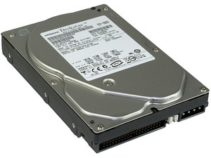Disco Duro Hitachi de 160GB, IDE a 7200RPM