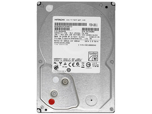 "Disco Duro Hitachi CinemaStar de 1TB, 3.5"", 5700RPM, SATA II (3 Gb/s)."