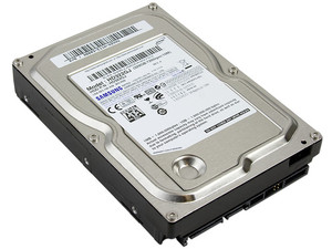 Disco Duro Samsung de 320 GB, 16MB Buffer, 7200 RPM, SATA II
