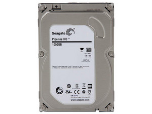 Disco Duro Seagate 1TB, 5900 RPM, SATA III (6.0 Gb/s).