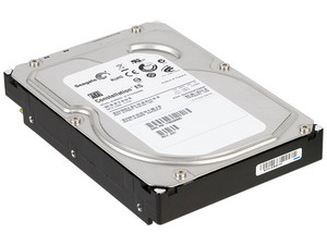 Disco Duro Seagate Constellation ES 1TB, Caché 32MB, 7200 RPM, SATA II (3.0 Gb/s). New Pull
