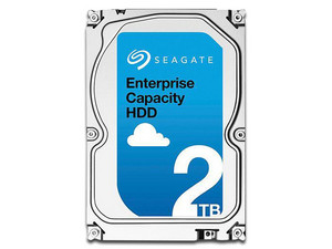 Disco Duro Interno Seagate Enterprise 512n de 2TB, 7200RPM, Caché de 128MB, SAS.