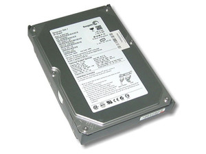 Disco Duro Seagate de 80GB, Serial-ATA a 7200RPM