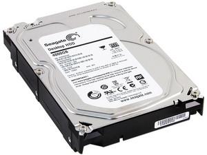 Disco Duro Seagate de 4 TB, Caché 64 MB, SATA III (6.0 Gb/s).