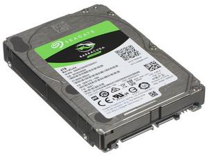 Disco Duro para Laptop Seagate Barracuda de 4TB, 128 MB Caché, 5400 RPM, SATA III (6.0 Gb/s).