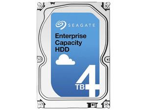 Disco Duro Seagate Enterprise 4TB, Caché 128MB, 7200 RPM, SATA III (6.0 Gb/s).