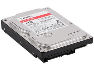 Disco Duro Toshiba 1 TB, Caché 64 MB, 7200 RPM, SATA III (6.0 Gb/s).