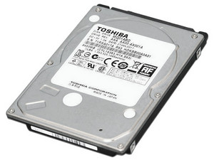 Disco Duro para Laptop Toshiba de 500 GB, 5400 RPM, 16MB, SATA III (6.0 Gb/s), 2.5