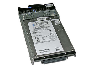 Disco Duro IBM de 146.8GB, 10,000 RPM, SCSI Ultra 320, Modelo 90P1306