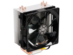 Disipador y Ventilador Cooler Master Hyper 212 EVO para Procesadores Intel LGA 2066 / 2011-3 / 2011 / 1150 / 1151 / 1155 / 1156 / 1366 y AMD AM4 / AM3+ / AM3 / AM2+ / FM2+ / FM2 / FM1.