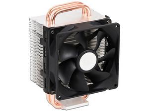 Disipador y Ventilador Cooler Master Hyper T2 soporta Socket Intel LGA 1156 / 1155 / 1151 / 1150, AMD FM2+ / FM2 / FM1 / AM3+ / AM3 / AM2.