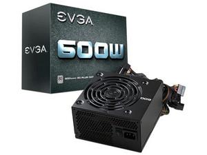 Fuente de Poder EVGA 600 W1 de 600W, ATX, 80 PLUS.