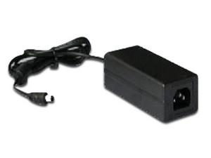 Kit Fuente de poder Saxxon de 12V, 5A y Divisor de energía 1 entrada, 4 salidas. Color Negro.