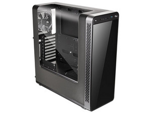 Gabinete Mid Tower Thermaltake View 27, ATX (No incluye fuente de poder).