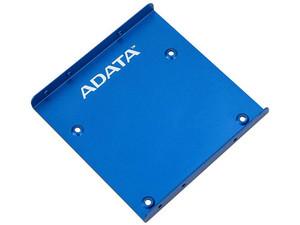 "Bracket de Montaje Adata de SSD de 2.5\"". Color Azul."