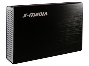 "Gabinete X-MEDIA para Disco Duro de 3.5\"", Convierte tu Disco Duro Interno IDE/SATA en un Disco Externo USB 2.0."