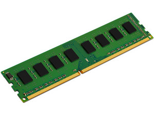 Memoria Kingston DDR3 PC3-10600 (1333 MHz) 4 GB, para equipos Lenovo.
