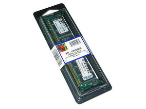 Memoria Kingston de 256MB, Modelo: KTC-EN133/256