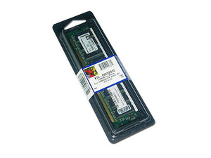 Memoria Kingston de 512MB, Modelo: KTC-EN133/512