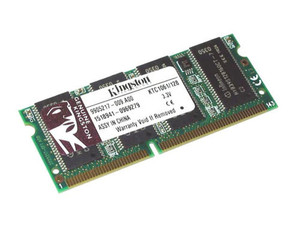 Memoria Kingston de 128MB, Modelo: KTC1061/128